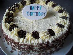 chute a vône mojej kuchyne.: Torta s plnkou z gastanoveho pyre Coco, Tiramisu, Birthday Cake, Ale, Ethnic Recipes, Desserts, Tailgate Desserts, Deserts, Birthday Cakes