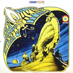 Iron Butterfly album cover