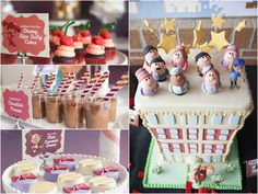 Super Cute Wreck It Ralph Party by Imagine Event Styling - Great idea for boys!
