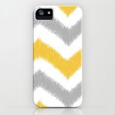 Chevron+IKAT+iPhone+Case+by+Patty+Sloniger+-+$35.00