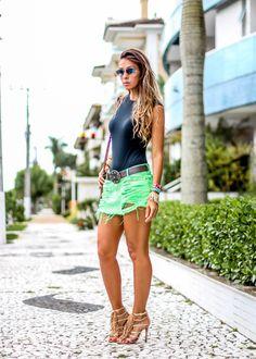Looks verão 2015 Degrant Jeans