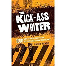Chuck Norris, meet Chuck Wendig. If you like your advice salty, this book is f***ing perfect.