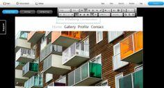 The Height Of Simplicity: Designers' Website-Builder