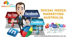 Using social media marketing can enable small business looking to further their reach to more customers. Website Builder Australia is a social media marketing agency for large consumer brands, specializing in the social strategy development, community management, mobile and social measurement