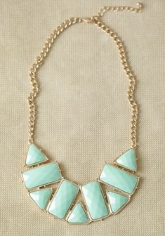 Ocean View Necklace