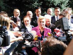 Grabar-Kitarović: Zalagaću se za što brži ulazak BiH u EU i NATO!