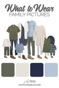 Navy Family Pictures, Family Pictures What To Wear, Winter Family Photos, Outfits For Family Pictures, Fall Family Picture Outfits, Family Picture Colors, Picture Ideas, Photo Ideas, Family Photography Outfits