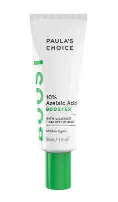 Azelaic Acid Booster de Paula's Choice Paula's Choice Skincare, Azelaic Acid, Pigmentation, L'oréal Paris, Salicylic Acid, Acne Prone Skin, Korean Skincare, Beauty Skin, No Time For Me