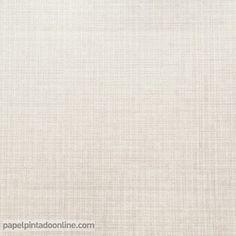Papel Pintado Smart SMA_2614_11_21, papel liso jaspeado en beige metalizado y dorado.