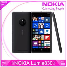"Cool Nokia 2017: Original Nokia Lumia 830 Cell Phone 16GB Quad Core 1.2GHz 5.0""Corning Goril... Products available in cbuystore Check more at http://technoboard.info/2017/product/nokia-2017-original-nokia-lumia-830-cell-phone-16gb-quad-core-1-2ghz-5-0corning-goril-products-available-in-cbuystore/"