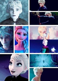 I have a confession... I just saw Rise of the Guardians a couple months ago... For the first time. Lucky for me, my best friend showed me mercy, didn't beat the crap out of me, and made me watch it XD but I love that movie and defiantly ship Elsa and Jack XD