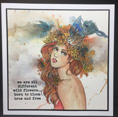 Hi Everyone   Today see's the start of a new challenge fortnight over at That's Crafty Challenge Blog and our theme for the next 2 weeks...