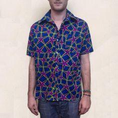 Camisa Estrelas - OKAN