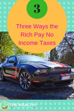 f5147031bb17c They say taxes are for the poor. No more. Keep your hard earned money