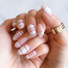 20 Cool Summer Nail Art Designs - Easy Summer Manicure Ideas