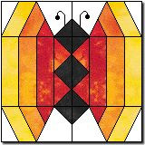 Another Easy Butterfly Pattern original Quilting Templates, Quilting Projects, Quilting Designs, Barn Quilt Patterns, Paper Piecing Patterns, Quilting Patterns, Butterfly Quilt, Butterfly Pattern, Barn Quilts