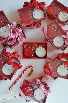 Χειροποίητα Μπισκότα - Συσκευασίες | Χριστουγεννιάτικα μπισκ… | Flickr