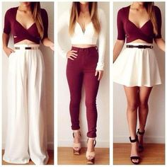 bralette bustier corset maxi pants skinny pants classy high heels jewels mini skirt maxi skirt winter outfits summer outfits party night sun crop tops black&bordeaux pumps sandals Belt top