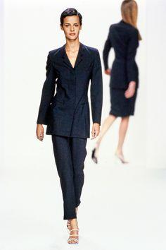 Calvin Klein Collection Spring 1995 Ready-to-Wear Fashion Show