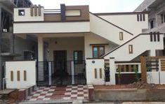 House Porch Design, Indian House Exterior Design, House Front Wall Design, House Outer Design, Single Floor House Design, Modern Small House Design, 2 Storey House Design, House Outside Design, Village House Design