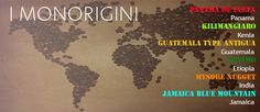 'I Monorigini' from all over the world