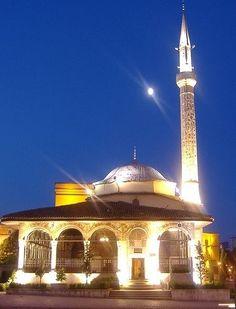 Ethem Bey Mosque Tirana Albania