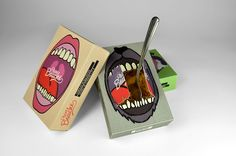 Pleine Bouche (Student Project) on Packaging of the World - Creative Package Design Gallery
