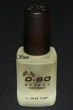O6O SPEEDY Top Coat