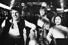 Leia and Han Solo  - leia-and-han-solo Photo