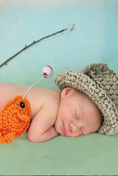 CCA81 Fisherman Knit Outfit Photo Prop - Backdrop Outlet