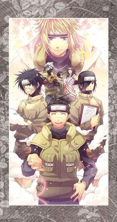 Naruto Facts Tumblr | kotetsu hagane on Tumblr
