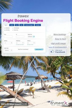 Get access to Top #Travel Suppliers with our Flight Booking Engine...  Maximize your bookings with less delay time. #travelagents #touroperators  for more details follow us here http://www.trawex.com/flight-booking-engine.html