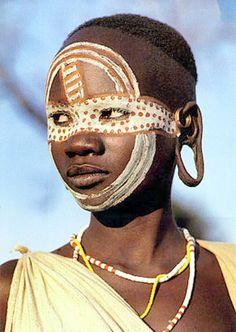 Africa: Ceremonial Dress, Ethiopia