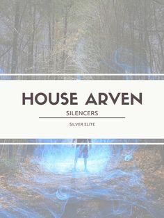 House Arven ✤ Red Queen (Victoria Aveyard)