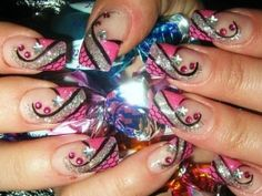 Cute Nail Art Designs for Summer 2011 | Makeup Tips and Fashion