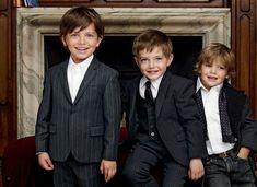 Coupe de cheveux garçon – 45 idées cool pour les petits messieurs