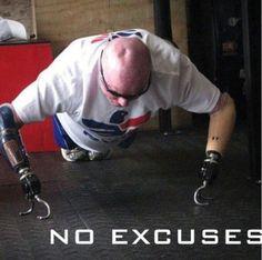 Workout motivation No excuses! Fitness Motivation Pictures, Health Motivation, Training Motivation, Morning Motivation, Daily Motivation, Workout Motivation, Motivation Quotes, Fitness Transformation, Motivation Inspiration