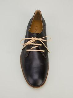 Chloé lace up shoes