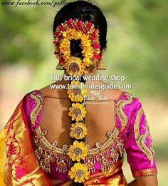Braid with high bun and jeweled hair ornaments Kerala Bride, Hindu Bride, Bride Indian, Hairstyles For Gowns, Indian Wedding Hairstyles, Asian Bridal Wear, Indian Bridal Makeup, Bridal Packages, Bridal Tips
