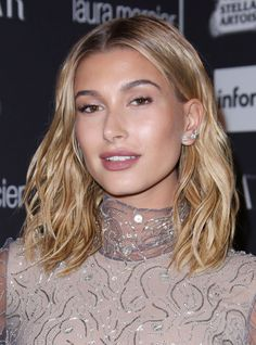 """Hairstyles That Will Be HUGE In 2017 #refinery29  http://www.refinery29.com/2017-hairstyle-trends#slide-1  Eye-Length FringeWant change, but feeling hesitant about a big chop? Atkin suggests long bangs. """"I'm loving fringe that hits right at the eye,"""" she says. """"It's a great way to change up your look without having to take off a lot of length."""" ..."""
