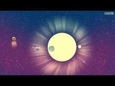 La révolution de la Terre autour du Soleil - YouTube