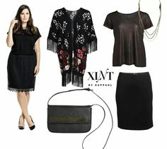 Plus size by kappAhl xlnt Plus Size, Polyvore, Image, Fashion, Moda, Fashion Styles, Fashion Illustrations