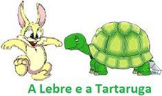 Histórias Infantil para crianças: A Lebre e a Tartaruga