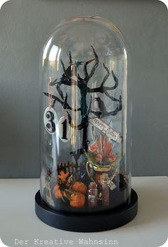 Anja: Halloween dome (Halloween Diy Crafts)