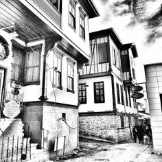Old time life house