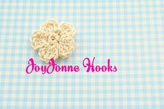 JoyJonne Hooks: Flower pattern