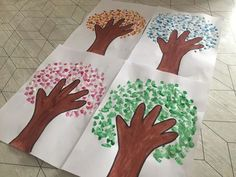 [Activité] To color a tree in response to the seasons – To awaken and flourish … Diy For Kids, Crafts For Kids, Arts And Crafts, Paper Crafts, Montessori, Baby Sensory Play, Butterfly Crafts, Busy Bags, Craft Activities For Kids