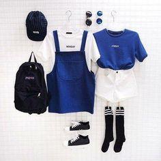 Diện tông xanh cho ngày mát mẻ thôi các nàng ;) #mix #fashion #style #stylekorea #korea #beauty #yanbeauty