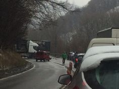 Nehoda pri Dubnej Skale – 16. november 2016