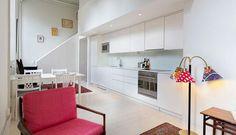 Ideas para distribuir un duplex alargado | Decorar tu casa es facilisimo.com